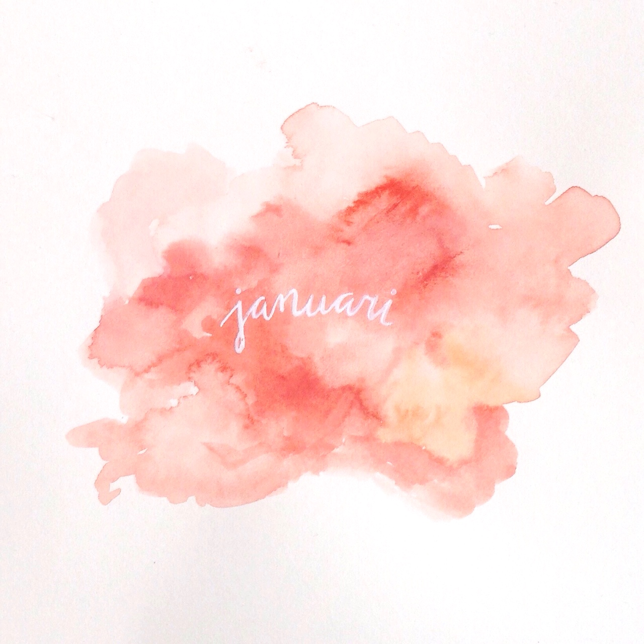 Januari-illustratie